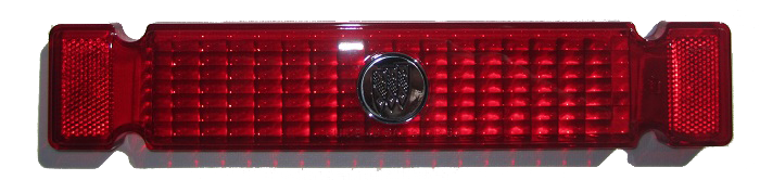 Tail Lamp Lens 1963 Buick Riviera W EM