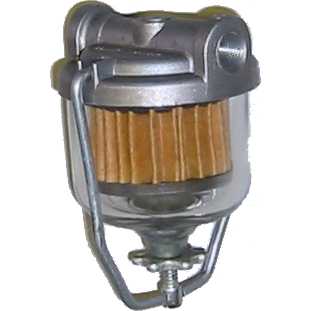 Fuel Filter Assembly 1960-62 Buick Logo